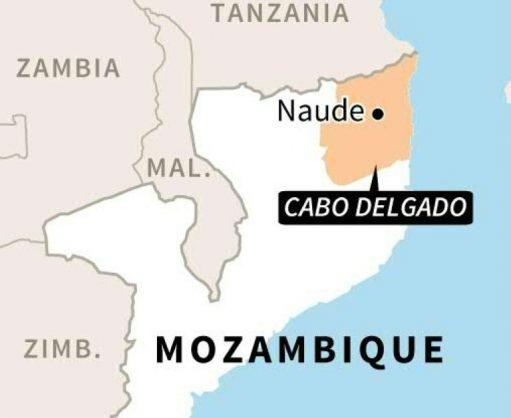Mozambique. AFP/File/AFP Graphics_designer