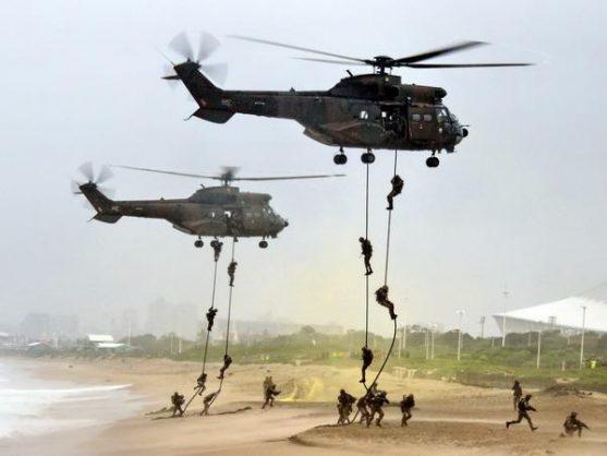 Armed Forces Day kicks off on Saturday at Khayelitsha's Mandela Park stadium