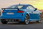Audi TT RS Coupe, Roadster get refreshed for Geneva
