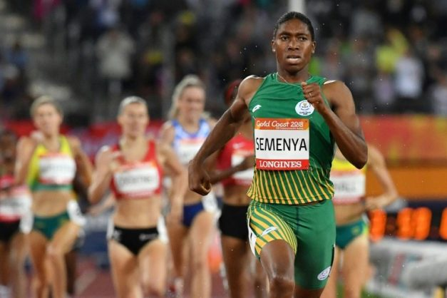 Caster Semenya gets support from South Africa's parliament. Picture: AFP / File / SAEED KHAN