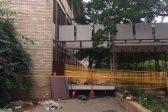 Two Driehoek High School walkway collapse victims identified