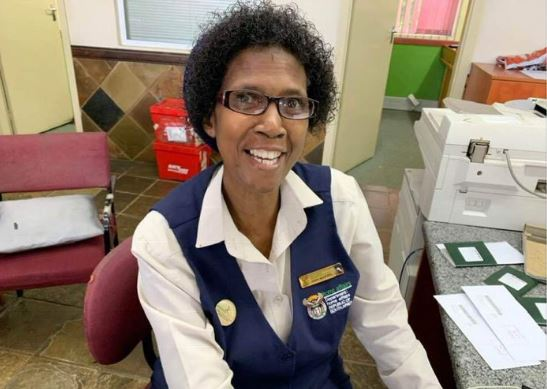 KZN home affairs official helps customers alone after hours with a smile