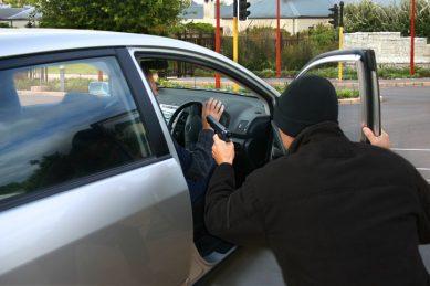 Man shot dead in car in Pretoria