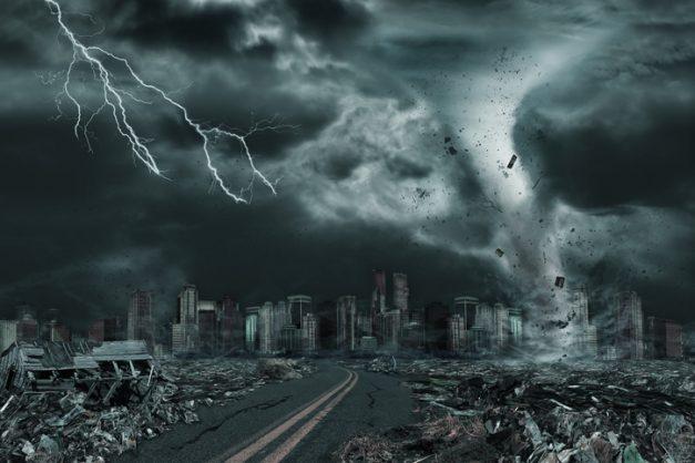 WATCH: Tornado hits Mpumalanga town