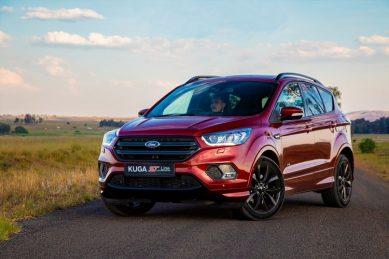 ROAD TEST: Ford Kuga ST Line