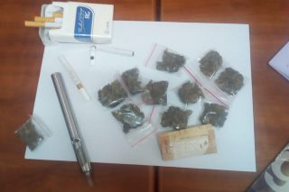 Pupil arrested with packets of dagga at Forest Hill High School