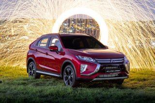 DRIVEN: New Mitsubishi Eclipse Cross