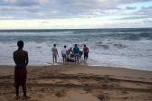 Three teens rescued in 'mass' near-drowning in Amanzimtoti