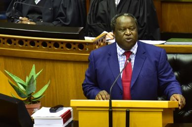 Expect bad news in Mboweni's mid-term budget, warns expert