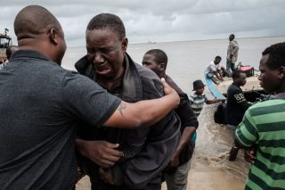 PICS: Up to 500k people displaced by Cyclone Idai – UN