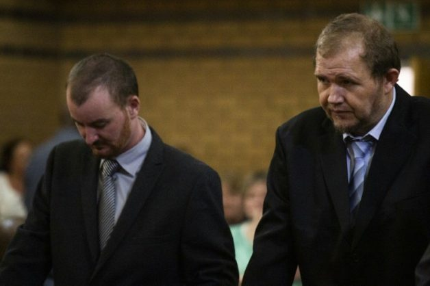 Coligny duo's murder appeal denied