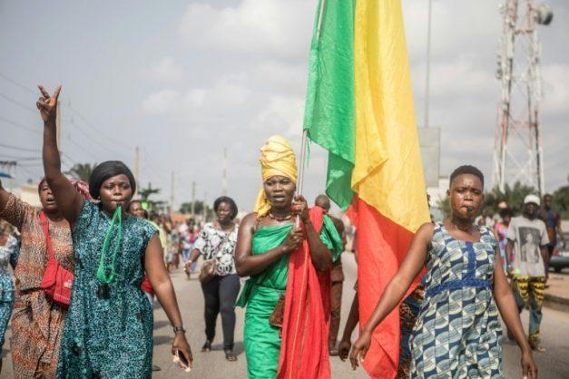 Benin voters boycott parliamentary polls as no opposition runs