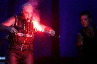 Fury at German band Rammstein's 'repulsive' Holocaust clip