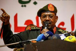 Sudan's President Omar al-Bashir steps down