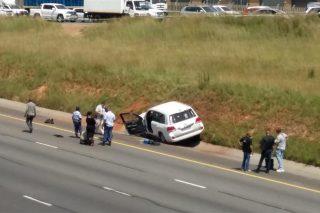Victim of bullet-riddled ambush on R21 dies