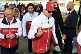 Raikkonen says partying made him a better driver