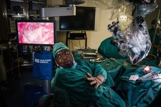 SA professor pioneers 3D inner-ear surgery
