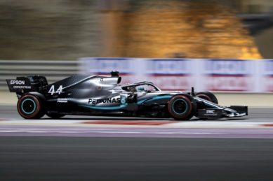 Hamilton wins Bahrain Grand Prix after Leclerc heartbreak