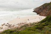 Heroic strandganger gehospitaliseer nadat hy sukkelende swemmers gehelp het - Citizen
