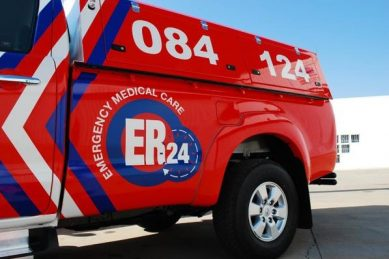 Girl, 13, dies, another critical after motorbike collides with car in Vanderbijlpark