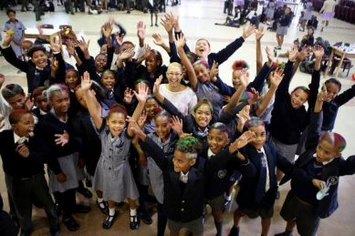 Cape Town school rallies behind staff member diagnosed with breast cancer