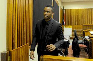 Duduzane Zuma lost control because of the heavy rain, says lawyer
