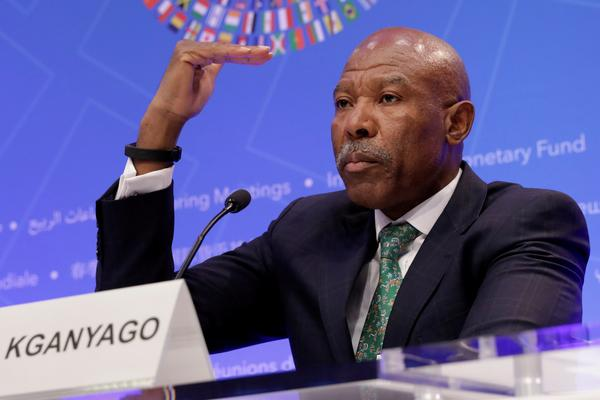 Sarb boss Kganyago sues Andile Lungisa over 'exceptional k****r' tweets