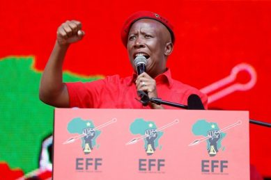 The enemy is not sleeping, says Malema after his Twitter bio gets reported