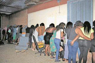 Twenty-four women 'rescued' from brothel in Mpumalanga