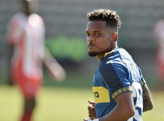 Bafana coach explains Erasmus' omission from Afcon squad