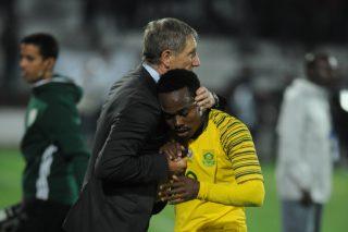 Rare chance for Bafana to shine