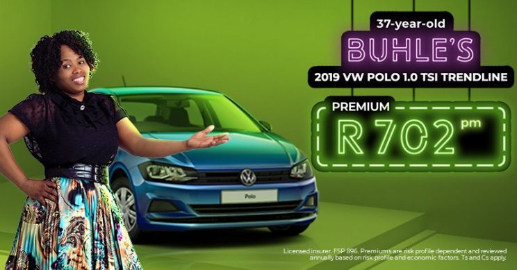 An advertisement from OUTsurance