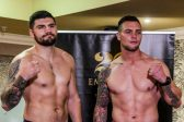 Lerena consumed by his comeback bout