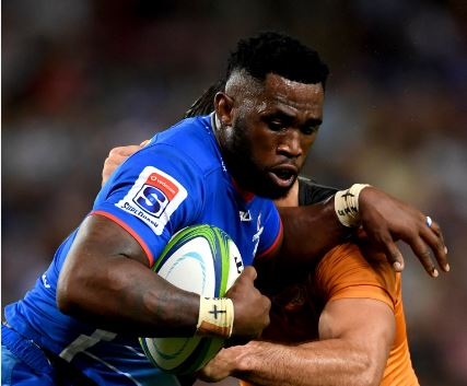 Siya Kolisi. Photo: Gallo Images.