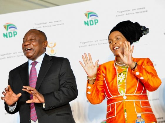 Ramaphosa dishes out title deeds to Griqua descendants, saying apartheid 'degraded their dignity'