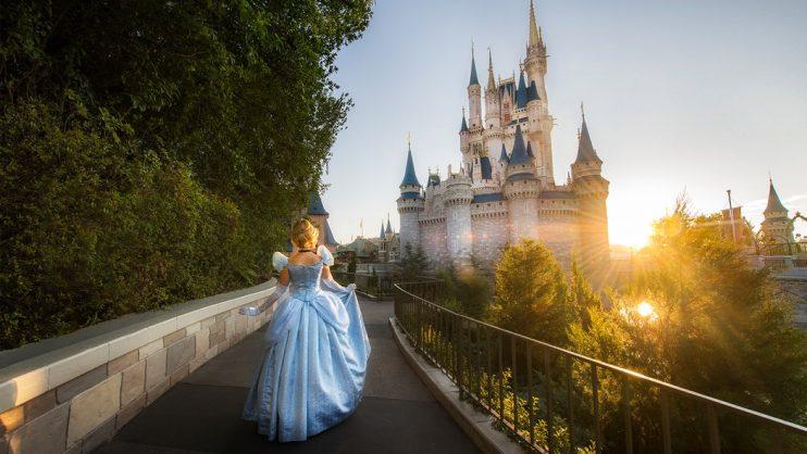 Win a night in the Disney Cinderella Castle