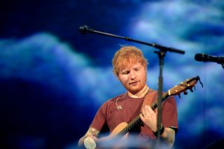 Ed Sheeran proves you don't need spectacle for a good show