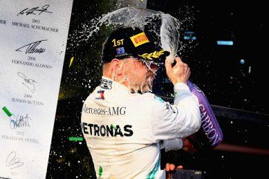 WATCH: Bottas defends 'f**k you' message after Aussie GP win