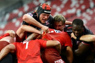 Lions get tactics spot on in Singapore