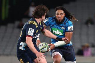 Blues bury jinx as Super Rugby marks mosque attacks