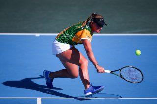 Women in sport: Talented Simmonds wants to kick on