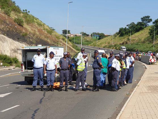 PICS: Three teenage girls killed in Durban taxi crash
