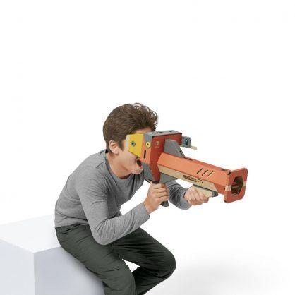 Nintendo launches Labo Virtual Reality