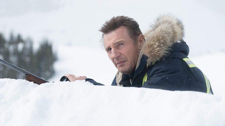 Liam Neeson in Cold Pursuit. Picture: Lionsgate