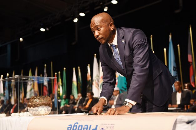 DA leader Mmusi Maimane at  Gallagher Convention Centre in Midrand, 20 February 2019, during the Electoral Commission 's official signing of the Code of Conduct Pledge by political parties contesting the 2019 National and Provincial elections. Picture: Nigel Sibanda