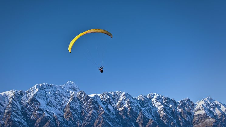 Top five best skydiving locations in Africa