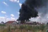 Allandale substation catches fire, adds to load-shedding woes