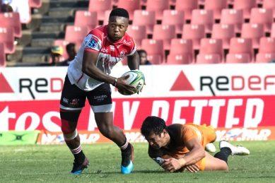 Lions-Cheetahs: Simelane's big opportunity to measure self against seasoned Steyn