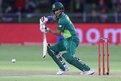 Duminy steps in for Miller in 'bittersweet' ODI swansong