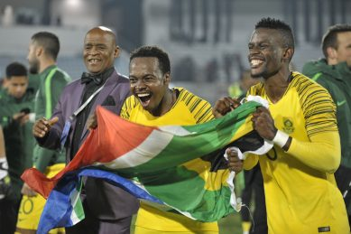 Bafana Bafana Afcon qualifier review